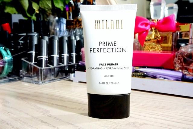 Milani Prime Perfection Hydrating + Pore Minimizing Face Primer