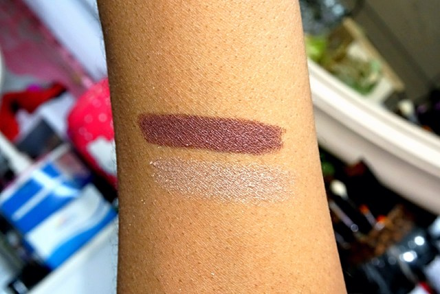 Tarte The Eye Architect Liner & Shadow Bronze / Gold