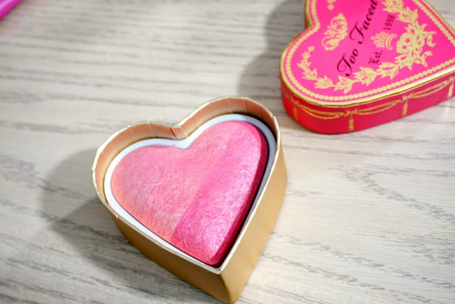 Too Faced Something About Berry Perfect Flush Blush