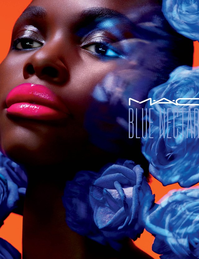 MAC Blue Nectar Collection for Summer 2016