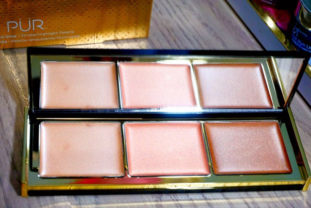 PUR Cosmetics Strobe Palette in Sunkissed Glow