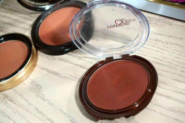 CoverGirl Queen Collection Natural Hue Bronzer in Ebony