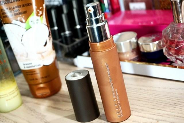 Becca Shimmering Skin Perfector in Topaz