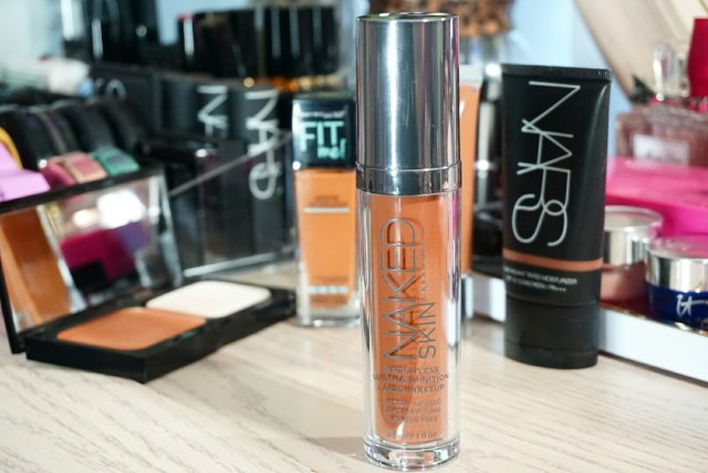 Urban Decay Naked Skin Weightless Ultra Definition Liquid Makeup in 10.0