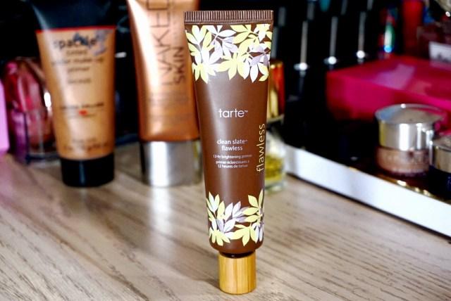 Tarte Clean Slate Flawless Brightening Primer
