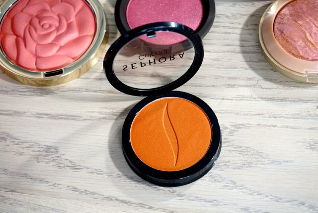 Sephora Hot Flush Colorful Blush