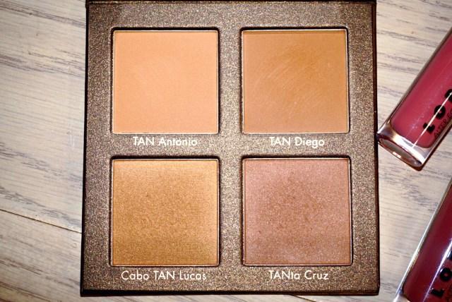 LORAC Take Me To TANtego: TANtalizer Bronzer Palette