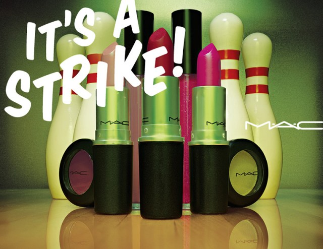 MAC It's a Strike Collection for Fall 2016