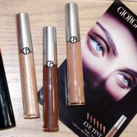 Tint Your Eyes with Armani This Fall!