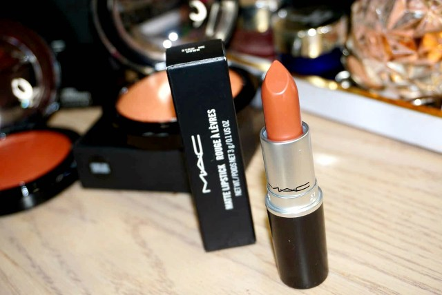 MAC Strip Me Down Lipstick