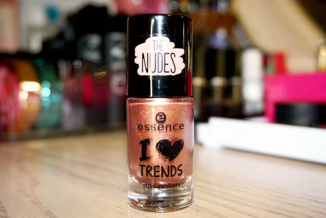 Essence Nude Sweet Nude Nail Polish