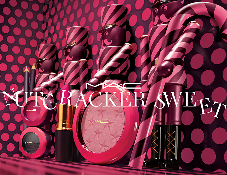 MAC Nutcracker Sweet Colour Collection for Holiday 2016