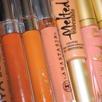 Nude Liquid Lipsticks for Brown Skin