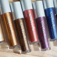 Sparkle & Shine with the Urban Decay Liquid Moondust Eyeshadows