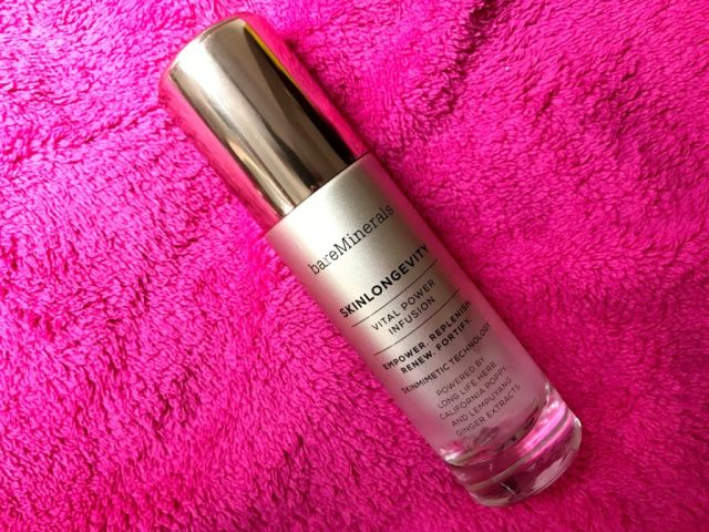 Bare Minerals Skin Longevity Vital Power Infusion