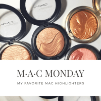 My Favorite MAC Highlighters