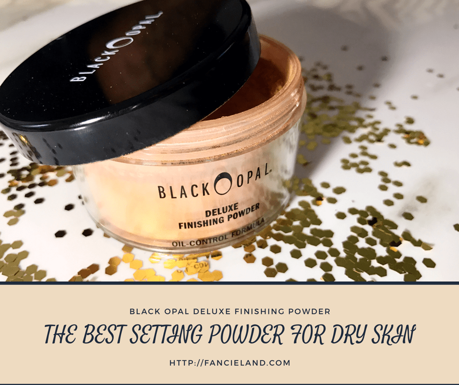 Black Opal Deluxe Finishing Powder Review