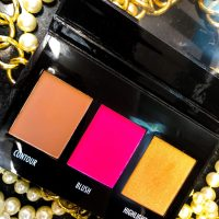 Black Radiance True Complexion Blushing Bronze Palette Review