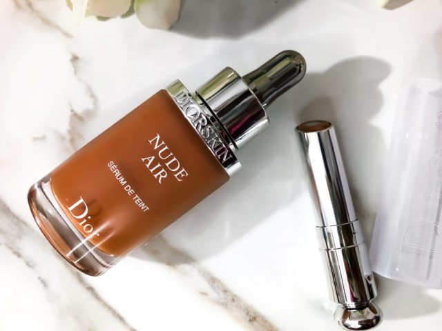 Dior Nude Air Serum Foundation 060 Swatches Review