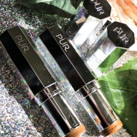 PÜR Cosmetics 4-in-1 Foundation Stick Swatches + Review