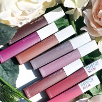 The Maybelline SuperStay Matte Ink Lipsticks Literally Last 24 Hours!