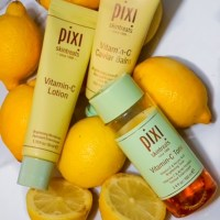 Banish Dark Spots, Dullness AND Dry Skin With the Pixi Vitamin-C Collection