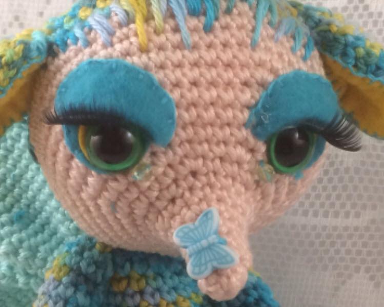 Amigurumi Eyelashes : Amigurumi-Child Safe Eyes & Lashes Fanciful Handmade Things