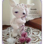 LiBelly – A Crochet Amigurumi Dragonfly