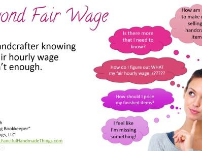 fair wage