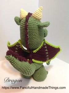 dragon back