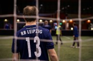 Impressionen vom Hallenkick aus der Soccerworld