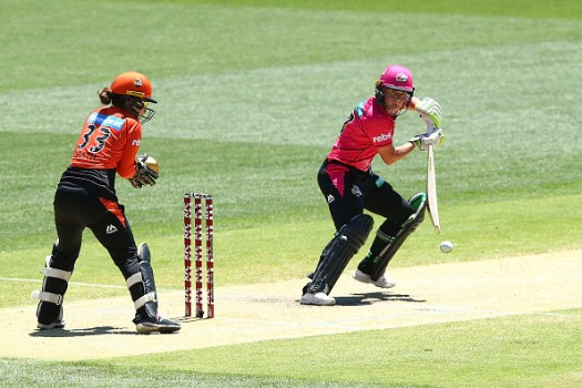 Sydney Sixers Women vs Perth Scorchers Women, WBBL: Match ...