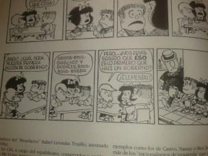 Mafalda inédita. Ed. Lumen
