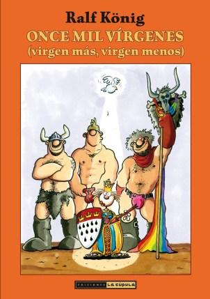 Once mil vírgenes : (virgen más, virgen menos)