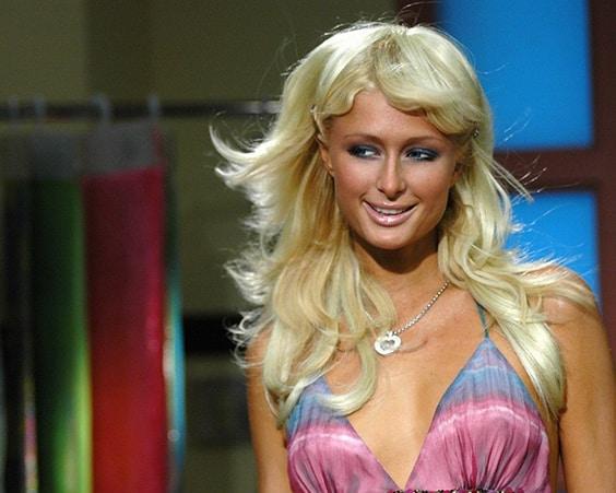Paris Hilton porno obrázok