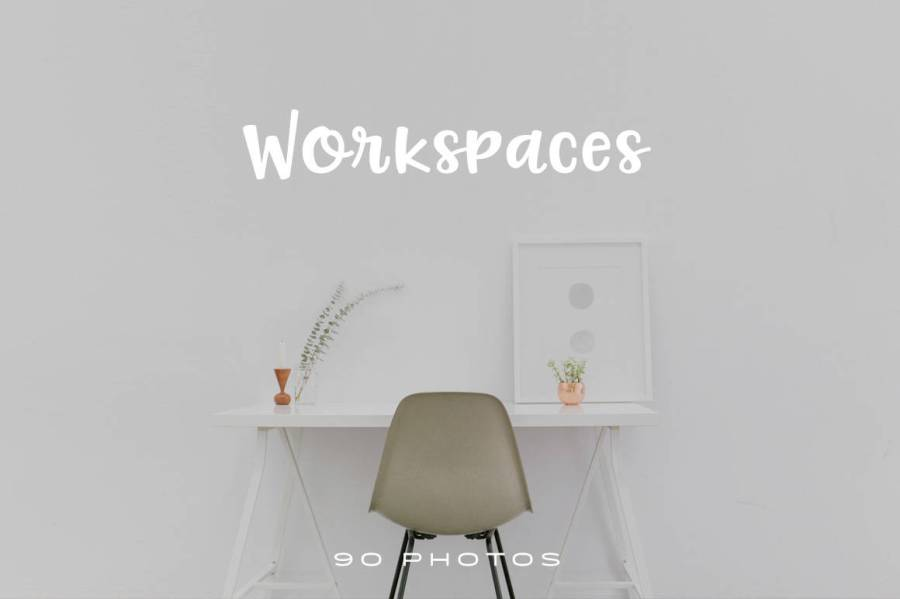 90 beautiful technology photos of computers, phones, workspaces, and people using them. These simple office photos are perfect for blogs and websites.