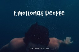 emotional people photo pack