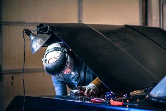 Collision Repairs Service