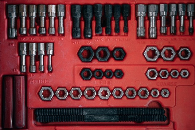Handy Repair Toolbox