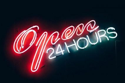 Open-24-Hours-Sign