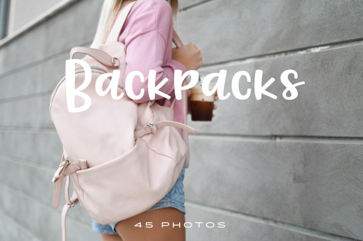 Backpacks Photo Pack