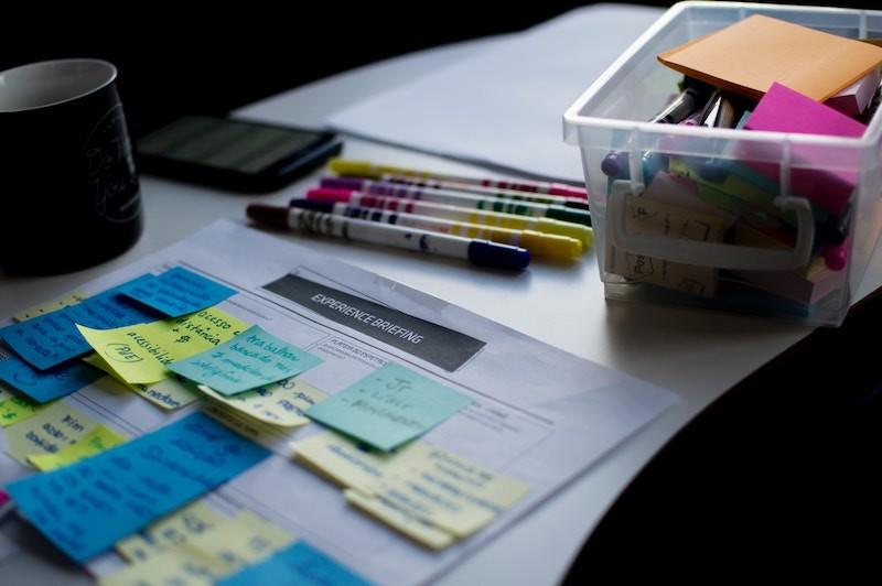 Sticky-Notes-Planning