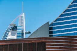 Different-Architectural-Shapes-in-Dubai
