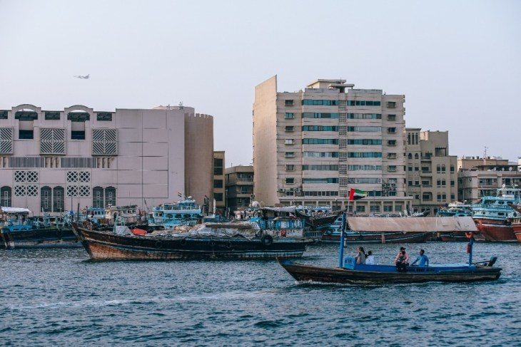 Old-Dubai-Canals