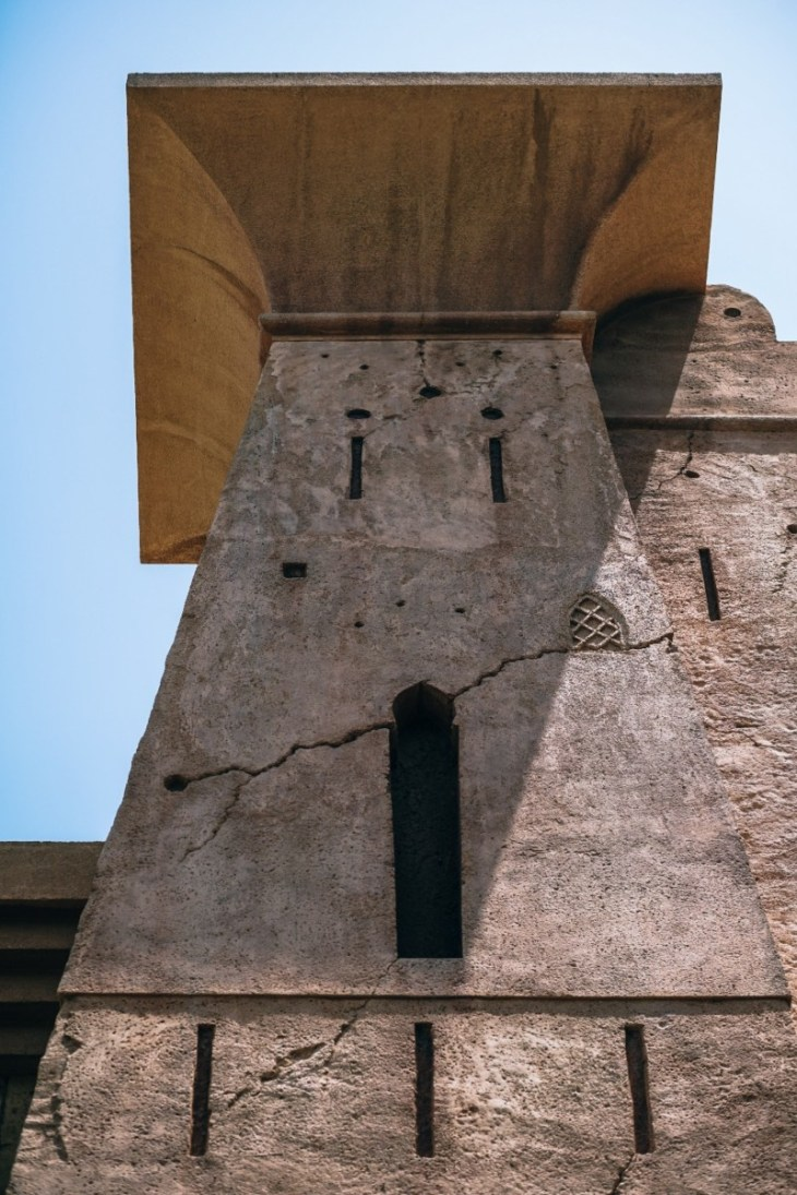 Old-Stone-Islamic-Facade-Photographed-Directly-from-Below