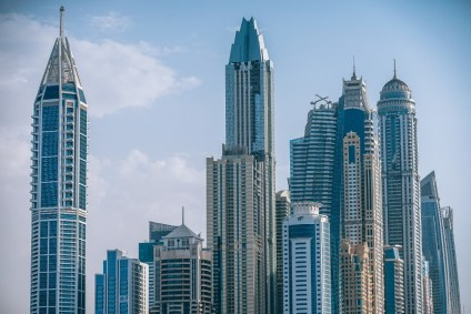 Skyline-at-the-Dubai-Marina