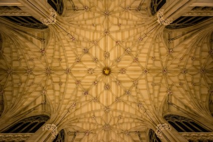 Upwards-View-of-the-St-Patrick's-Cathedral-Ceiling
