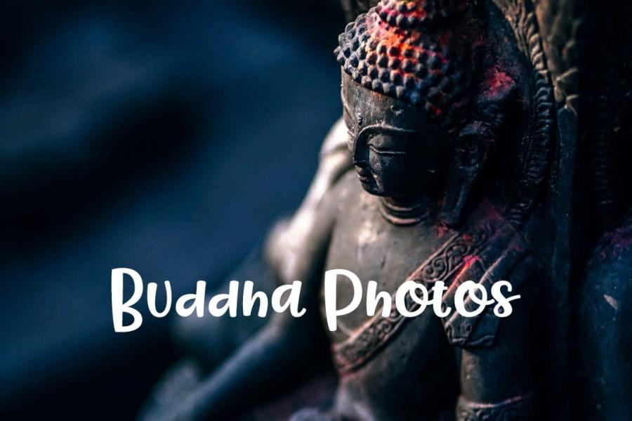Buddha-Photos