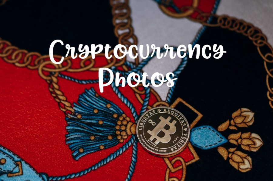 20 Free cryptocurrency photos for your personal and