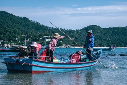 Thailand-Fishing-Crew-Catching-Fish